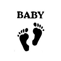 Carimbo Dona Arteira 443 Baby