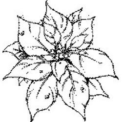 Carimbo Loucas por Caixas 2416 Flor
