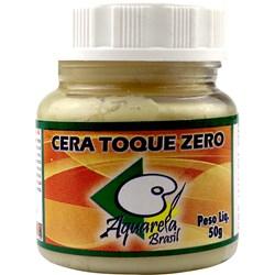 Cera Toque Zero 50g Aquarela Brasil - Incolor