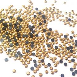 Chaton Mini Dourado 2mm GS031 - 2 gramas