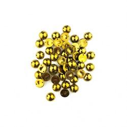 Chaton Redondo 10mm Bronze - 10grs