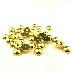 Chaton Redondo 10mm Ouro - 10grs