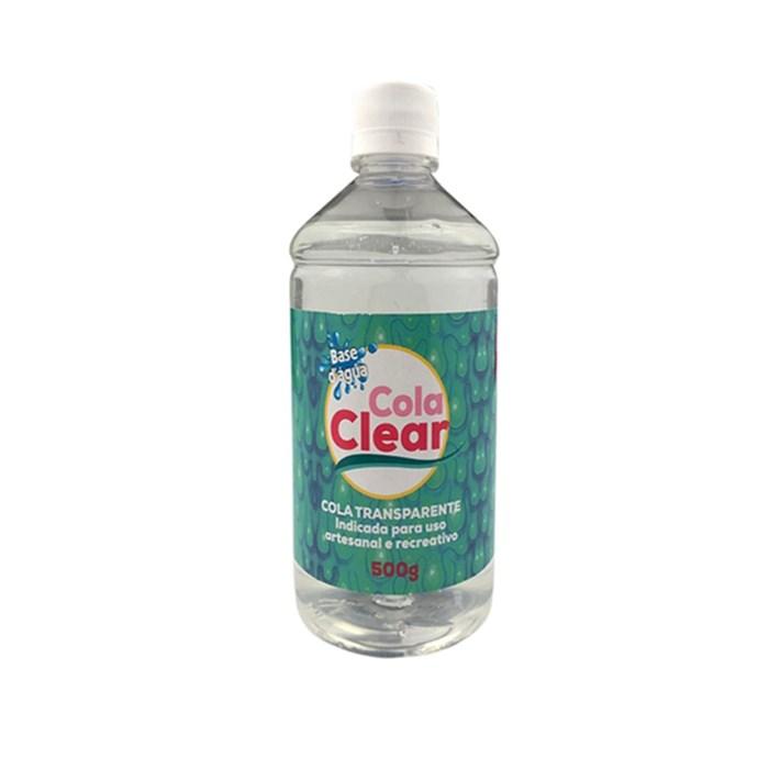 Cola Clear para Slime CCL01 Transparente 500g