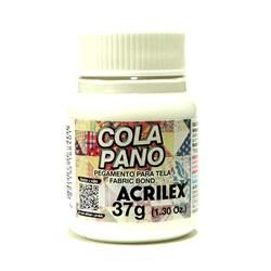 Cola Pano Acrilex 37gr