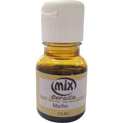 Corante Alimentício Líquido p/ Confeitaria 10mL Mix - Marfim