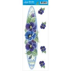 Decalque DQE1-003 Violeta