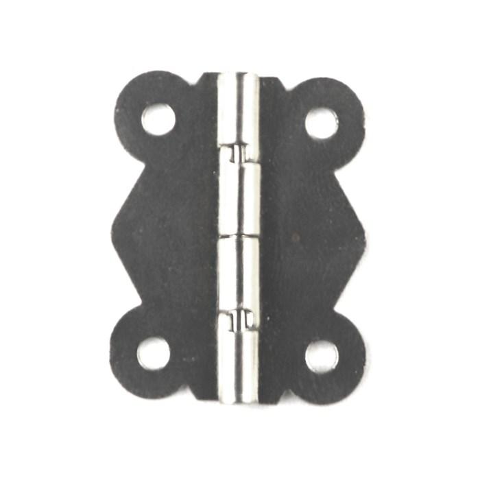 Dobradiça Ondulada A28/21-4 Prata - com 2 unidades