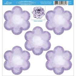 Embelezadores - Rosas - SDE-019 Rosa Recortada Lílas