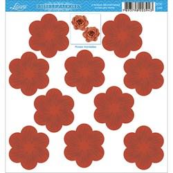 Embelezadores - Rosas - SDE-048 Rosa Recortada Veremlha