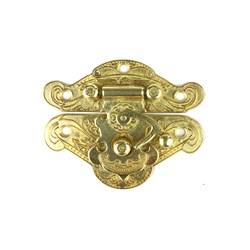 Fecho Antigo G A27/26-2 Ouro - com 1 unidade