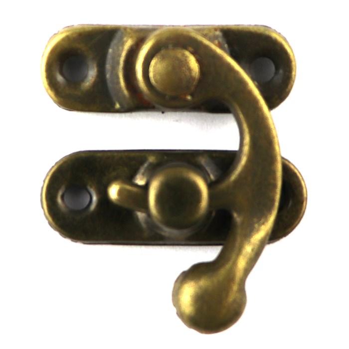 Fecho Arca em Chapa G A27/19IOV-4 Ouro Velho - com 1 unidade