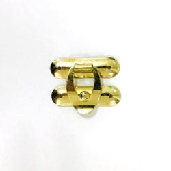 Fecho Baú II DV055 Ouro - com 1 unidade