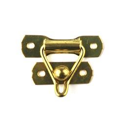 Fecho Pequeno 36021-2 Ouro - com 1 unidade