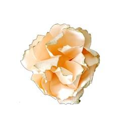 Flor de Papel Artesanal 5,5cm FAV04 - com 1 unidade