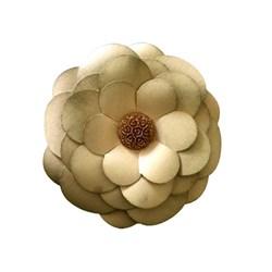 Flor de Papel Artesanal 6,0cm FAV09 - com 1 unidade