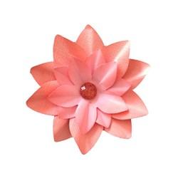 Flor de Papel Artesanal 7,0cm FAV07 - com 1 unidade
