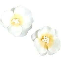 Flores Artesanais Decorativas ALICE - 2 unidades
