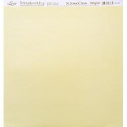 Folha Dupla Face com Relevo Bolinhas SR-002 Amarelo Claro