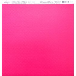 Folha Dupla Face com Relevo Bolinhas SR-005 Pink