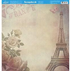 Folha Dupla Face Scrapbooking SD-060 Paris 2