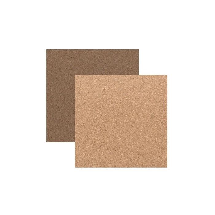 Folha Dupla Face Scrapbooking  (SDF625) Texturas Cortiça