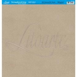 Folha Simples Scrapbook SS-015 Poá Branco FD Fege