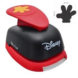 Furador Gigante Disney 32x36mm (19527) Luva Mickey Mouse