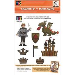 Gabarito de Marcação 11853 A/B- Principe (By Vlady)