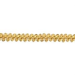 Galão Passamanaria Dourado GL-017 - com 1 metro