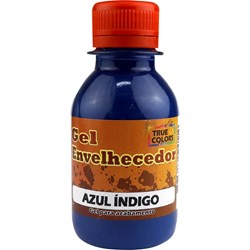 Gel Envelhecedor True Colors 100mL Azul Índico