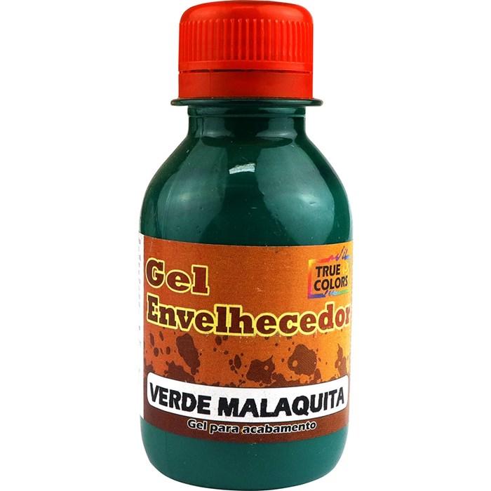 Gel Envelhecedor True Colors 100mL Verde Malaquita