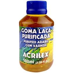 Goma Laca Purificada Acrilex 100mL