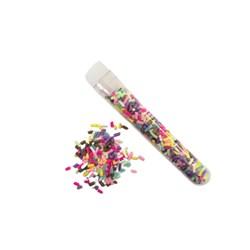 Granulado para Shaker Box Colorido 2 - Tubete com 3,5 Gramas