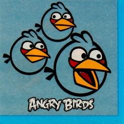 Guardanapo Angry Birds 24,5x24,5cm GDI-05 - com 1 unidade
