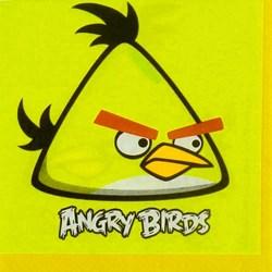 Guardanapo Angry Birds 33x33cm GDI-19 - com 1 unidade