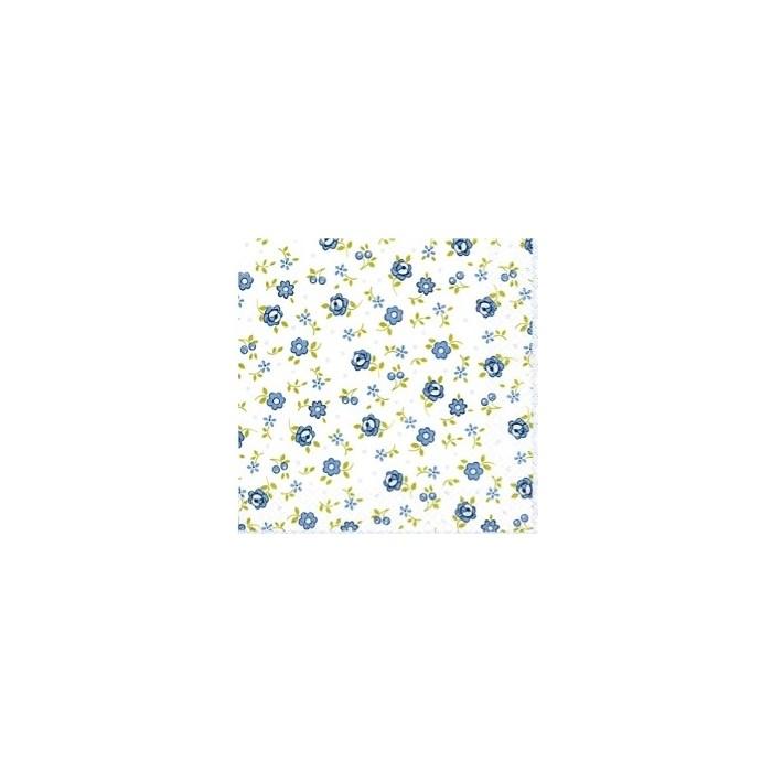 Guardanapo GD-06 (13160) Florido Azul - 1 unidade