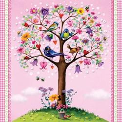 Guardanapo GD-127 (1331529) Love Tree - com 1 unidade