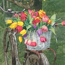 Guardanapo GD-180 (200025) Tulip Basket - com 1 unidade