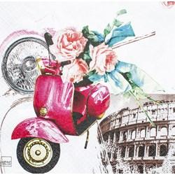 Guardanapo GD-20 (17321) Amor em Roma - 1 unidade