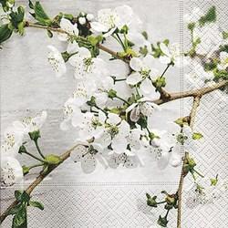 Guardanapo GD-385 (207554) Orquídea Branca - com 1 unidade