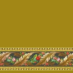 Guardanapo GDF-192 (SLOG006001) Barrado Floral - com 1 unidade