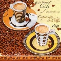Guardanapo GDF-33 (SDOG 003301) Café - com 1 unidade