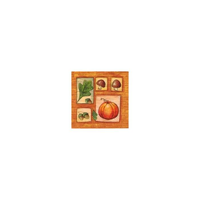 Guardanapo GDF-97 (342025) Deep Orange - com 1 unidade