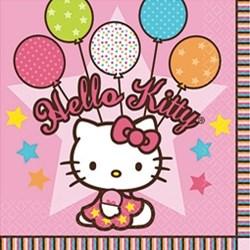 Guardanapo Hello Kitty 33x33cm GDI-01 - com 1 unidade