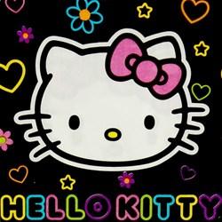 Guardanapo Hello Kitty 33x33cm GDI-10 - com 1 unidade