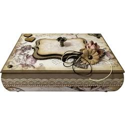 Kit caixa Abaulada Paris