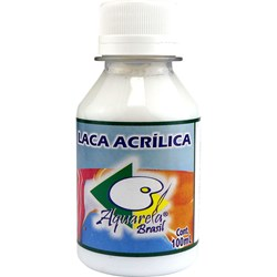 Laca Acrílica 100mL Aquarela Brasil