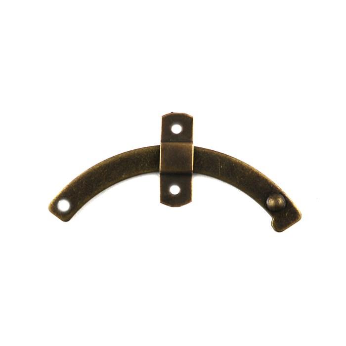 Limitador de Abertura para Caixas A61/12-4 Ouro Velho - com 1 unidade
