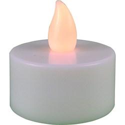 Luminária com Led 1,5cm LL29 Vela Branca