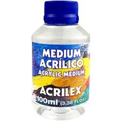 Medium Acrílico Acrilex 100ml  - Retardador de Secagem